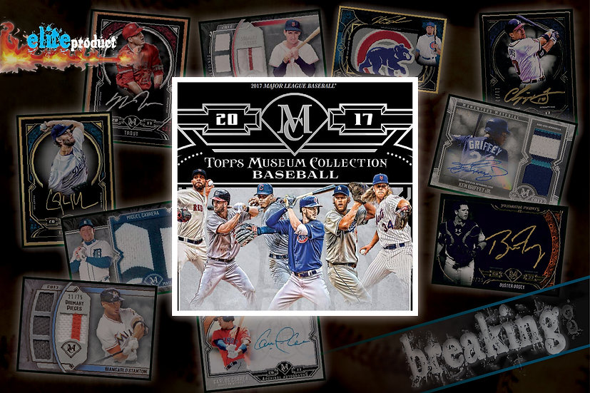 2017 Topps Museum Collection