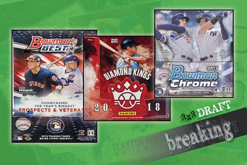 5/22: Bowman's Best/Chrome/Diamond Kings