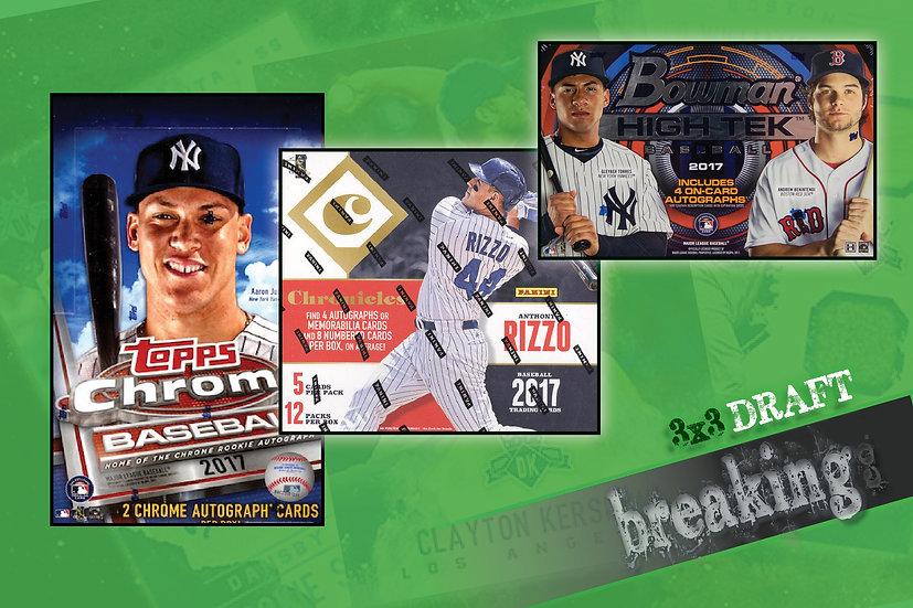 11/28: 3 Drafted Teams