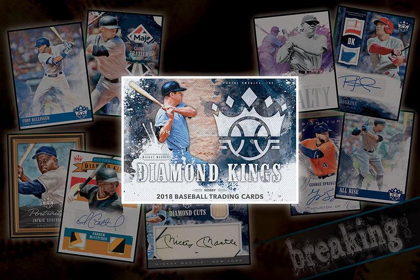 2018 Panini Diamond Kings 12-Box PYT