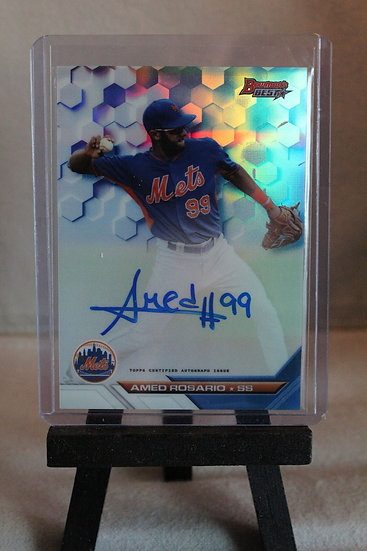 Amed Rosario | 2016 Bowman's Best