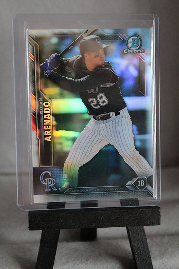 Nolan Arenado | 2016 Bowman Chrome
