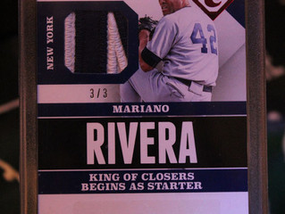 2017 Panini Chronicles: 3/3 Mariano Rivera