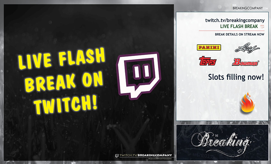 Live Flash Break 2