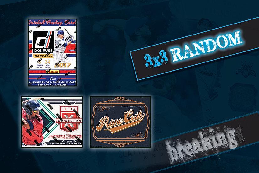 4/18/17 | Random 3 Teams