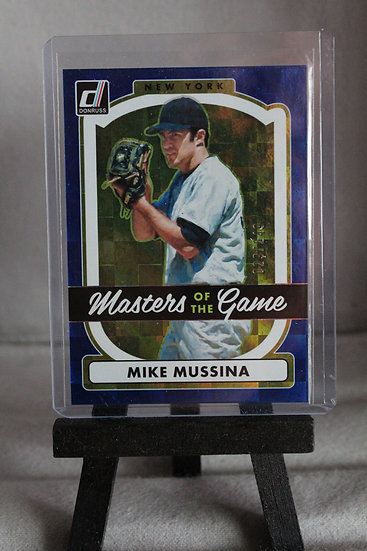 Mike Mussina | 2017 Donruss