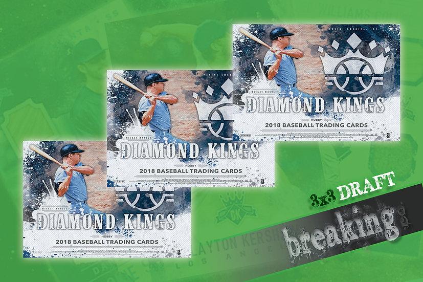 4/11: Panini Diamond Kings