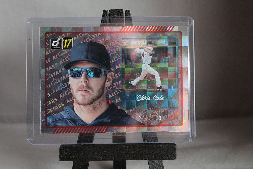Chris Sale | 2017 Donruss
