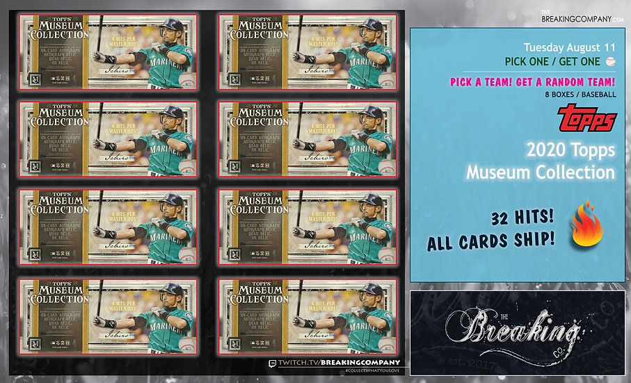 2020 Topps Museum Collection | P1G1