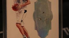 16/17 Panini NBA Flawless: Nowitzki / Erving