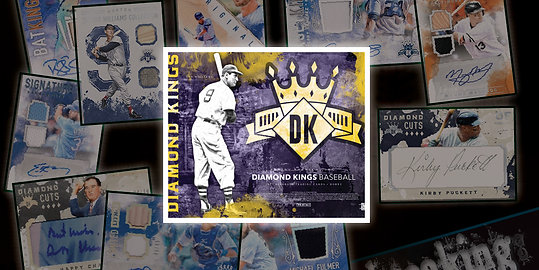 2017 Panini Diamond Kings Hobby Box