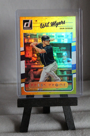 Wil Myers | 2017 Donruss