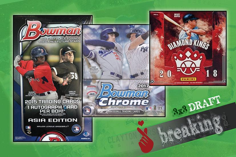 5/6: Bowman/Chrome/Diamond Kings