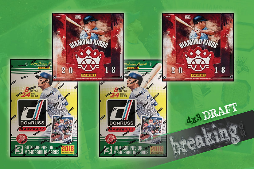 4/19: Donruss/Diamond Kings