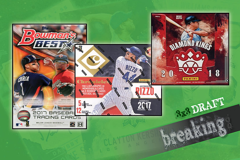 4/13: Panini Diamond Kings