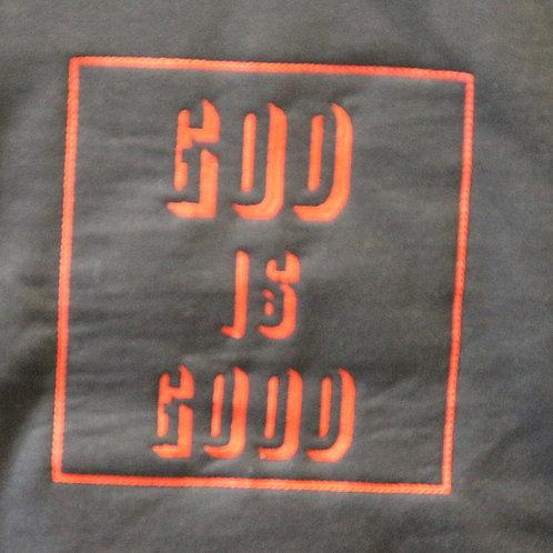 "Sweats avec capuche ""God is Good """