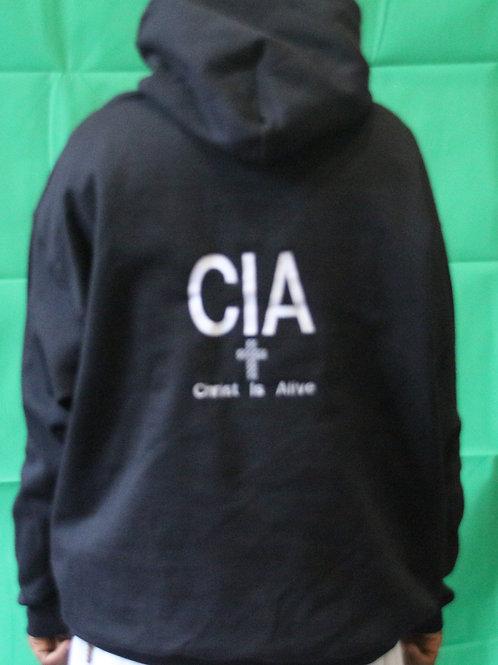 """Sweats avec capuche """"CIA """""""