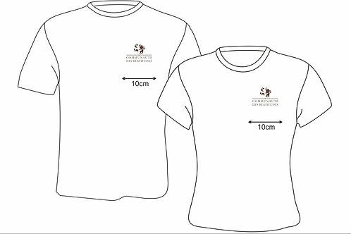 T-shirt réservé Béatitudes
