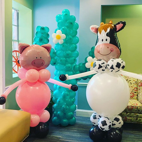 Pig and Cow!