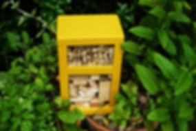 Bug Hotel - Handmade Homes For Snug Bugs