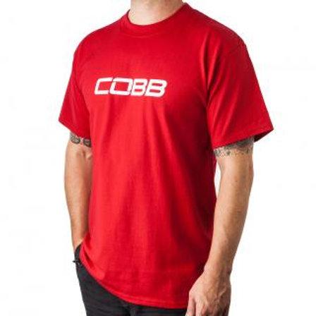 COBB Tuning Logo T-Shirt - Men's Red