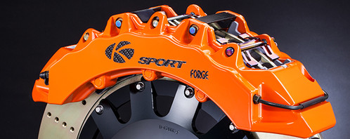 KSport Big Brake Kits Provide The Ultimate In Stopping Power For Your  Vehicle. Integrating New Brake Technology Into The Design Of The Kits  Allows For A Kit ...