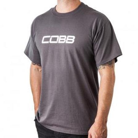 COBB Tuning Logo T-Shirt - Men's Gray