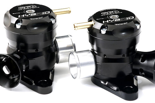 HYBRID TMS Dual Outlet (GT-R R35 - 2 valves included)