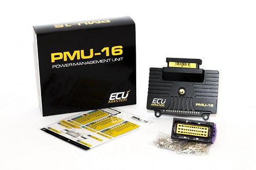 PMU16 POWER DISTRIBUTION MODULE + DATA LOGGING