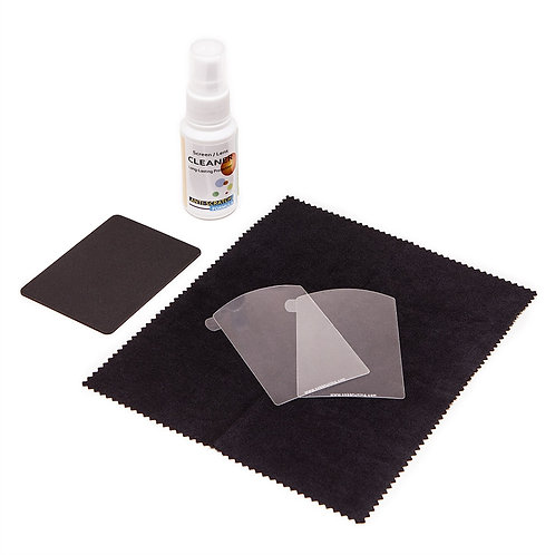 Accessport V3 Anti-Glare Protective Film and Cleaning Kit