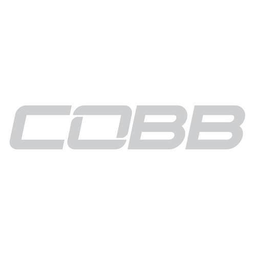 "COBB Logo Decal 12"" - Silver"