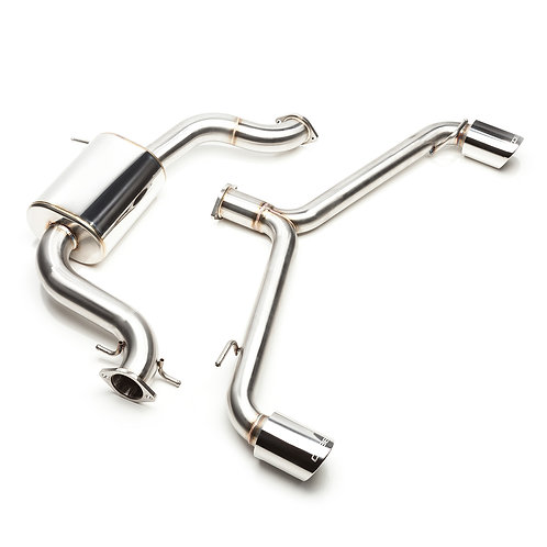 Volkswagen Cat-Back Exhaust GTI (Mk6) 2010-2014 USDM, 2009-2013 WM