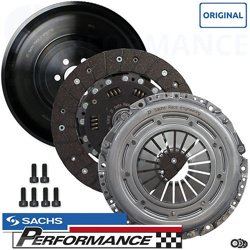 MK5 R32 SACHS Performance Clutch Kit + Single Mass Flywheel