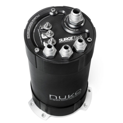 2G Fuel Surge Tank 3.0 liter for single or dual DW400 / GST 450