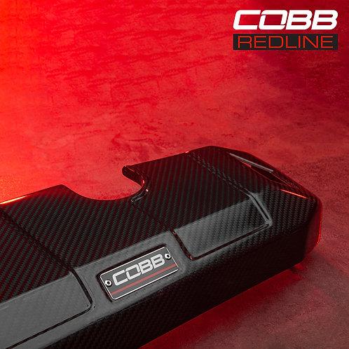 Ford Redline Carbon Fiber Coolant Cover F-150 EcoBoost 3.5L