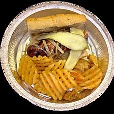 Milwaukee Ave Polish Sandwich