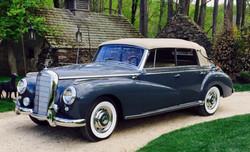 1956 Mercedes
