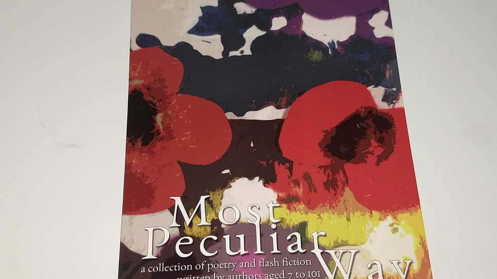 Most Peculiar Way - Poetry Collection