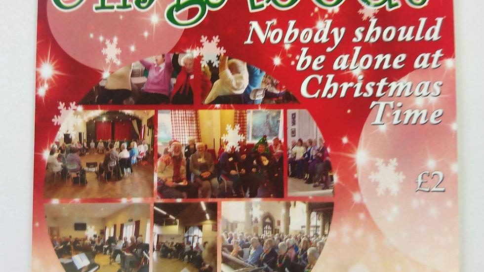 Singabout Christmas Single CD