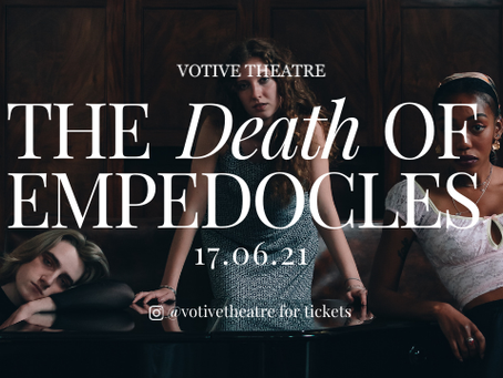 Review - The Death of Empedocles