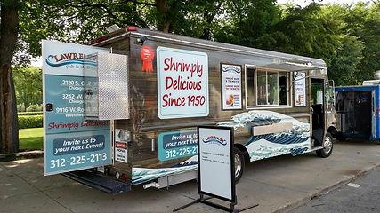 Chicago food truck lawrences shrimp