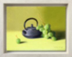 carlos_grasso_green_grapes_and_green_tea