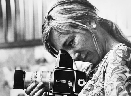 Joana Biarnés, primera reportera gráfica del periodismo español