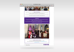 St Matthew's Email Template