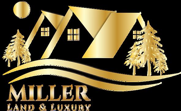 Miller Land and Luxury Logo Design Mocku