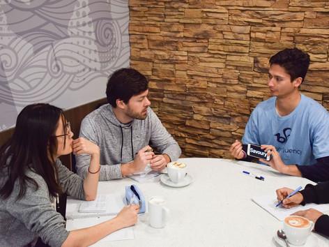 Cafe Conversations