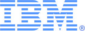 IBM logo POSITIVE