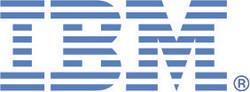 IBM logo POSITIVE