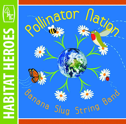 Pollinator Nation CD