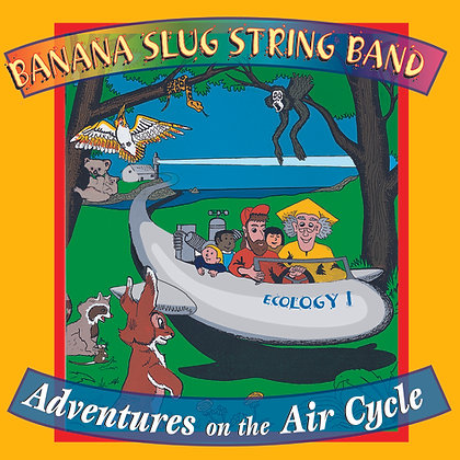 Adventures on the Air Cycle CD